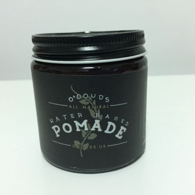 O Douds Water Based Pomade 水基性髮