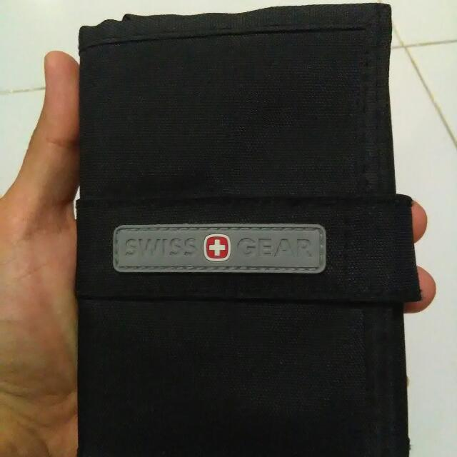 Original Swiss Gear Rfid Travel Document