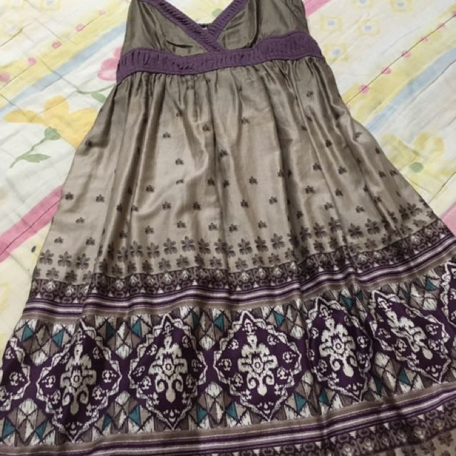Papaya Summer Dress