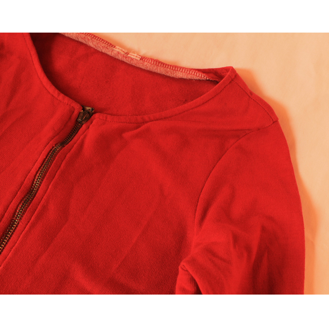 Penshoppe Red Blouse