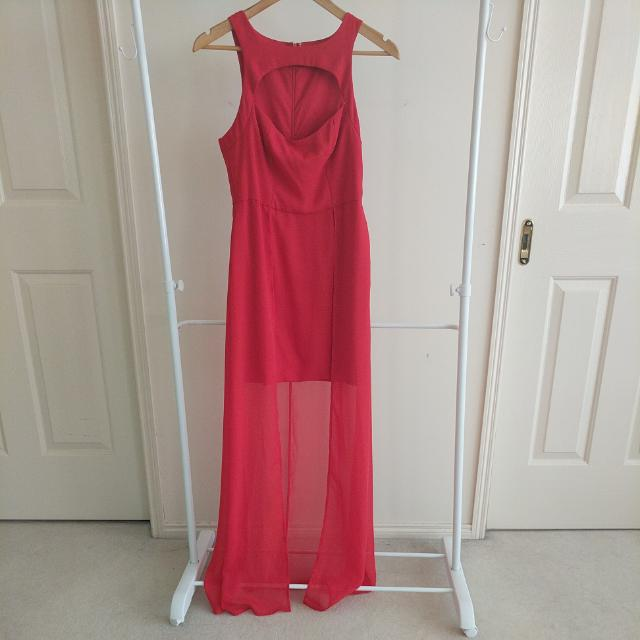 Pilgrim Red Dress (Size 10)