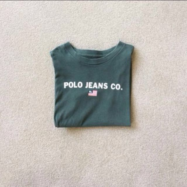 POLO ralph lauren jeans co