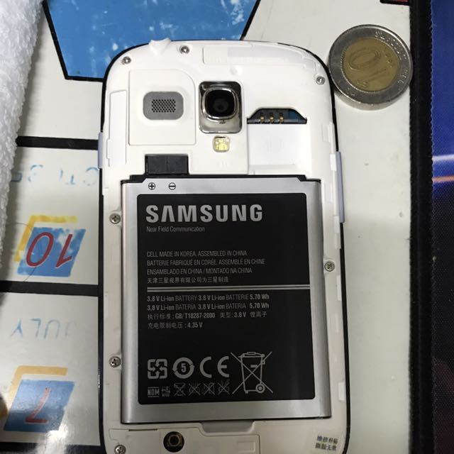 Samsung Galaxy S3 mini GT-I8190N