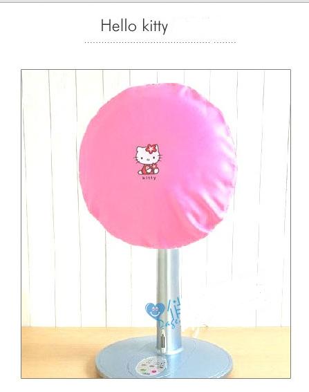 Sarung kipas angin dengan motif Hello Kitty - HHM154
