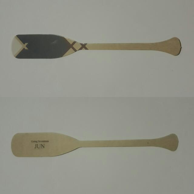 Seventeen Paddle: Jun
