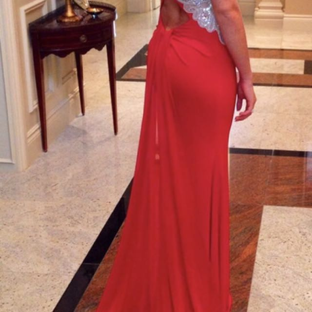 Sherri Hill Prom Dress!