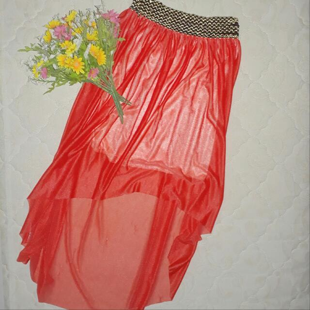 Skirt Asymmetrical