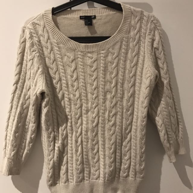 Small Size H&M Sweater