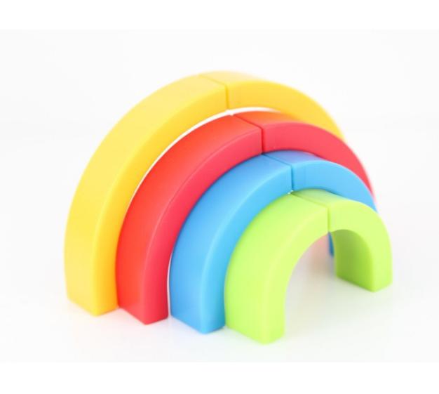 stabilo highlighter bulat warna bentuk pelangi lucu unik murah KSY092