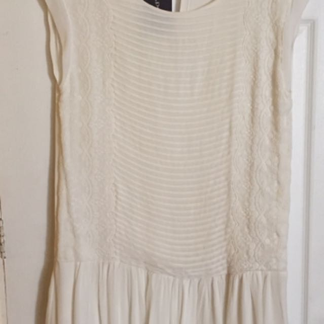 Straight Cut Boho Dress