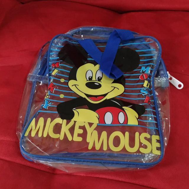 Tas Plastik Serbaguna Mickey Mouse