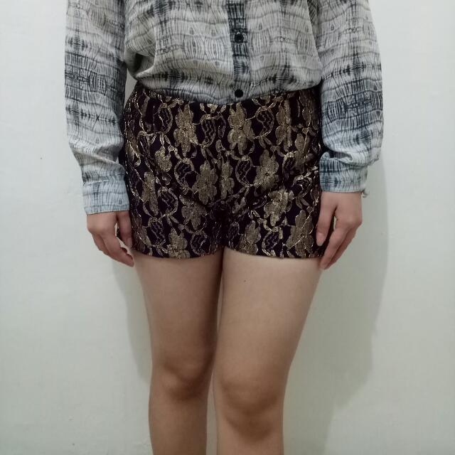 Thick Short Pants