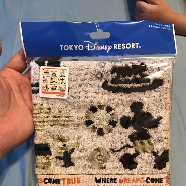 Tokyo Disney Resort 方巾