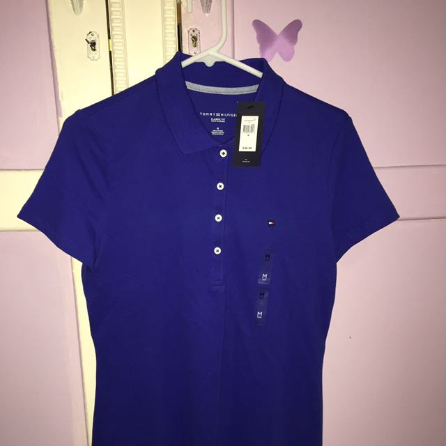 Brand New Tommy Hilfiger Polo T-shirt