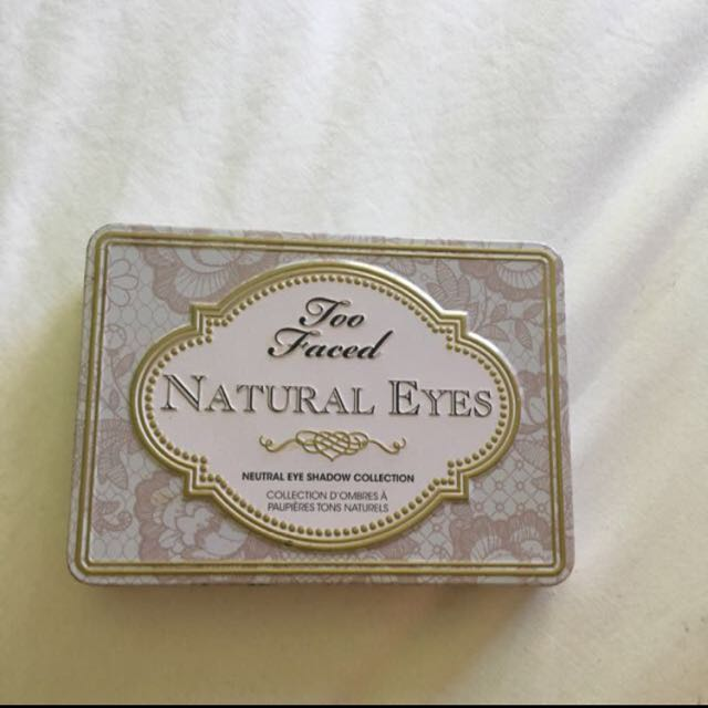 Too Faced Authentic Eyeshadow