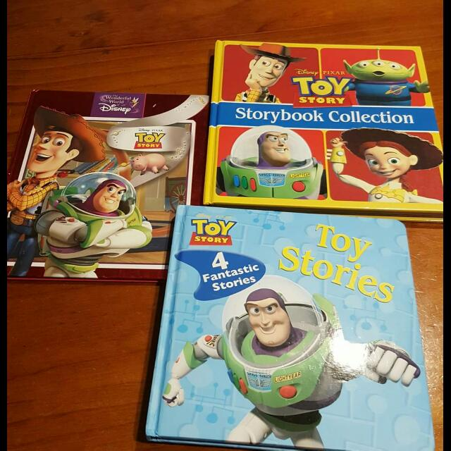 TOYSTORY BOOKS