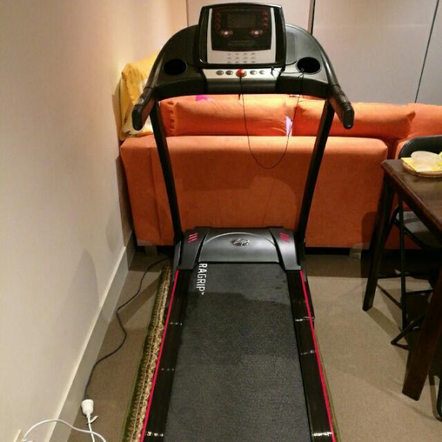 Treadmill Lifespan STRIDE