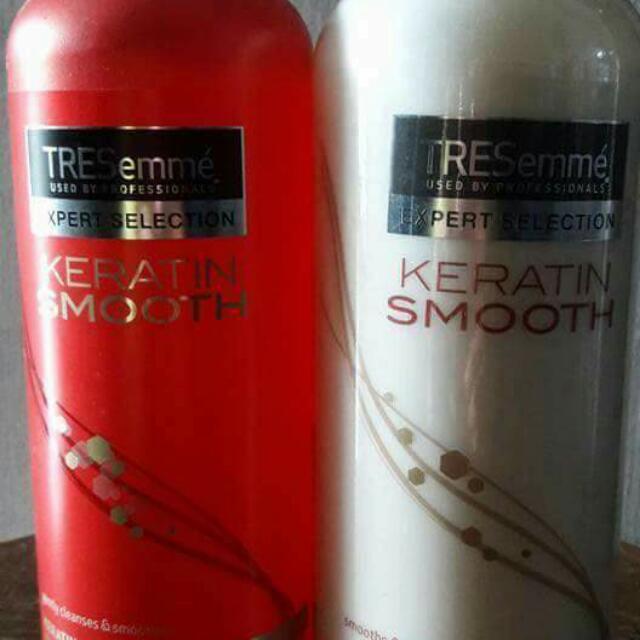 Treseme Keratin Shampoo