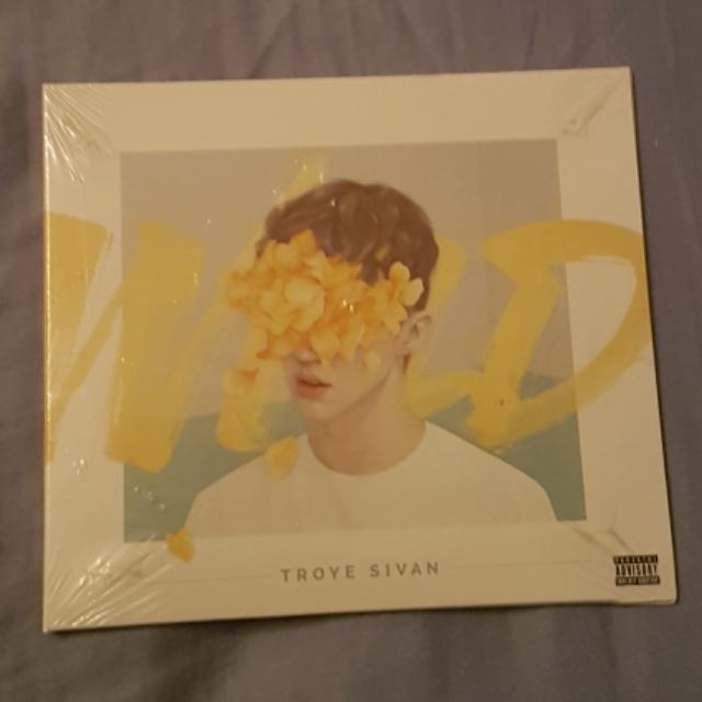 Troye Sivan CD
