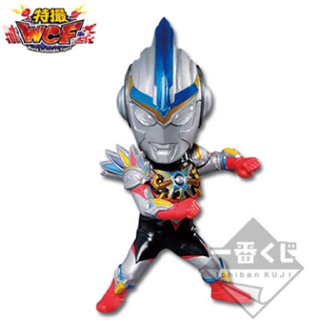 BANDAI ULTRA HERO 40 Ultraman Orb LIGHTNING ATTACKER PVC Figure Source · photo photo photo photo