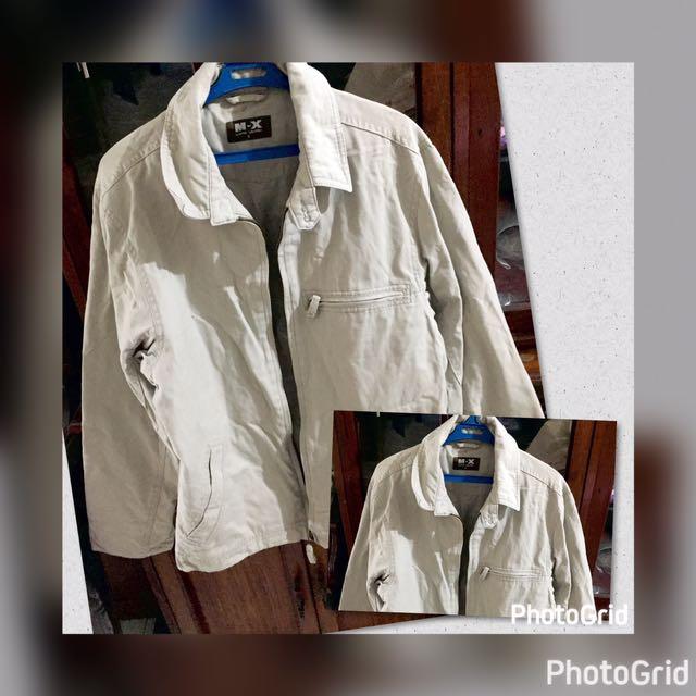 Unisex Maong Jacket