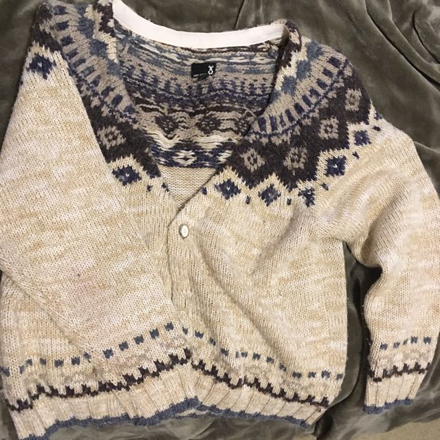 UO Renewal Knit Sweater