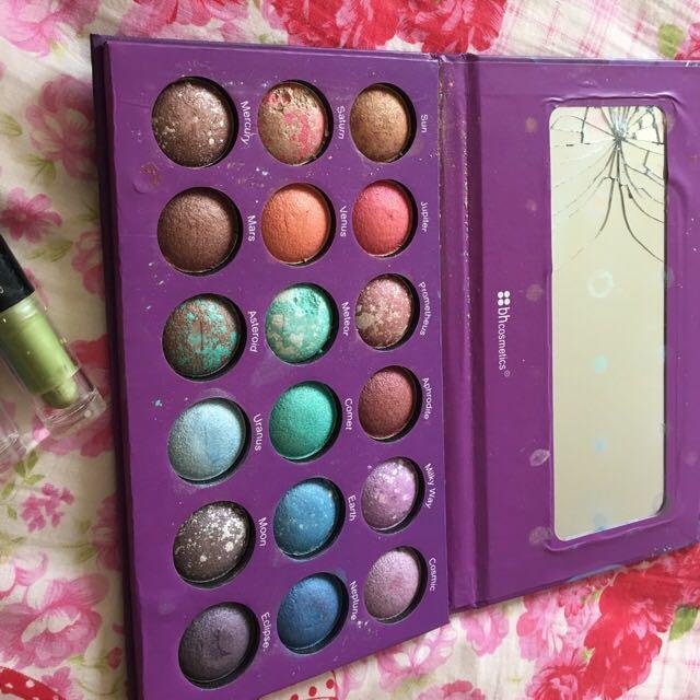 Used Unused Make Up Bundle