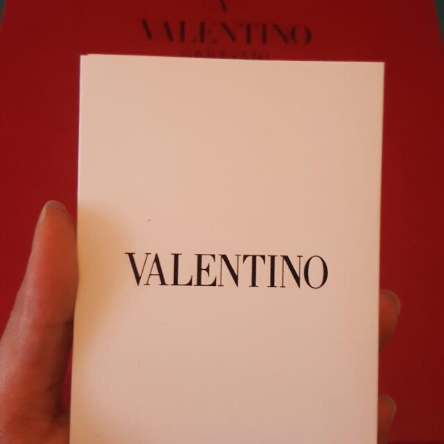 Valentino Love Latch Sandals