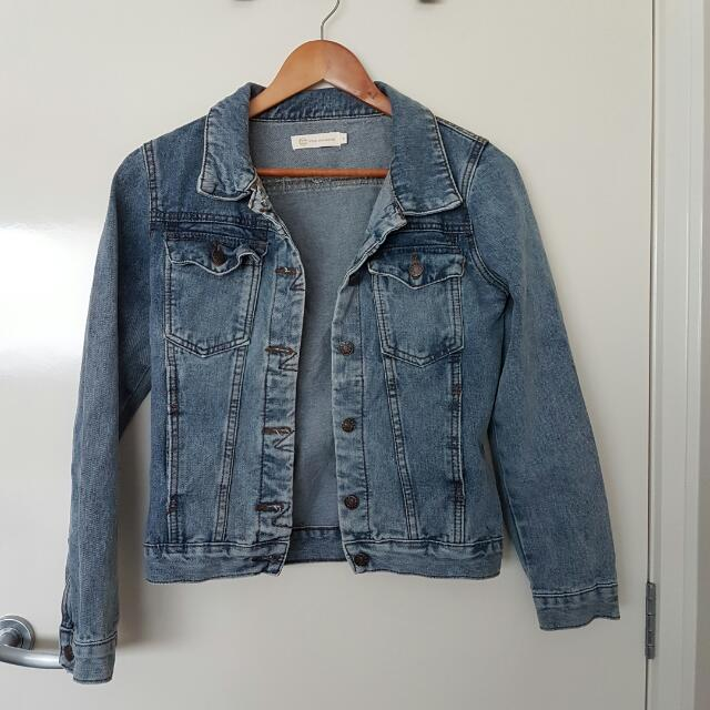 Vintage 90s Denim Jacket S