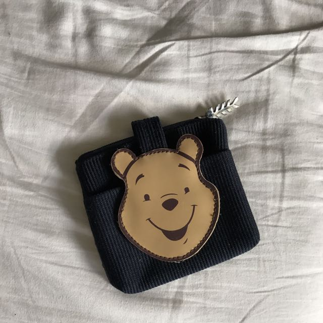 winnie the pooh coin wallet