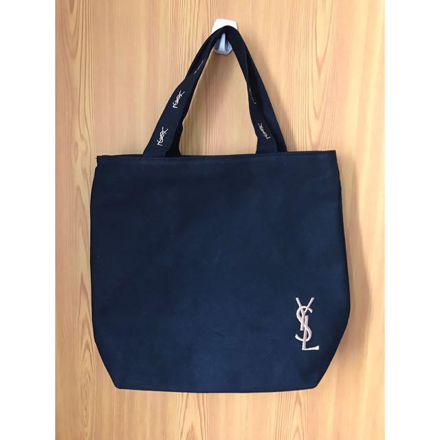 YSL手提托特包購物袋
