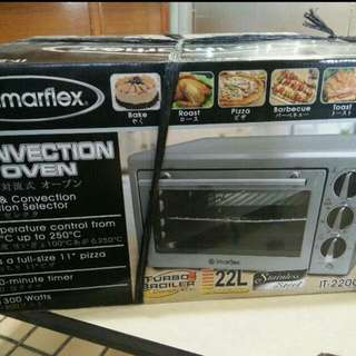 imarflex convection oven 22L rush!!