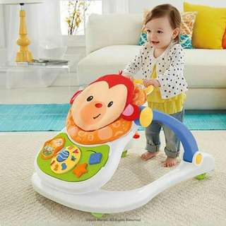 Fisher price@ 4 In 1 Monkey Entertainer
