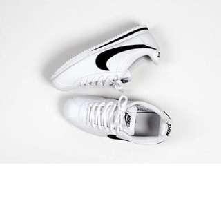 (國外代購)NIKE 黑白阿甘鞋