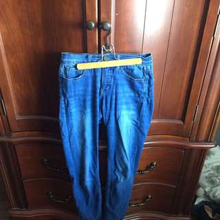 BDG Blue Denim