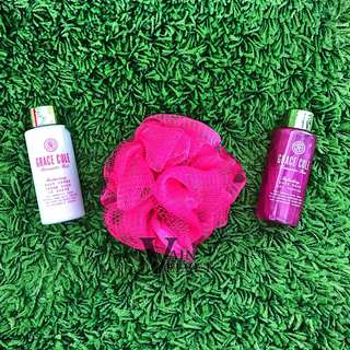 Lavender And Rose Set (Grace Cole )