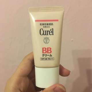 curel bb cream