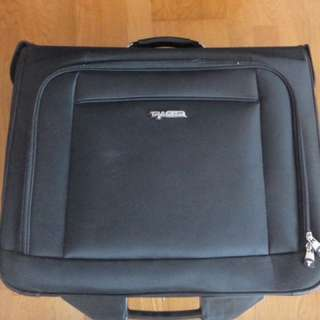 Tracker Luggage Garment Bag with wheels