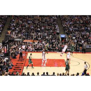 Toronto Raptors Platinum Club Playoff Tickets
