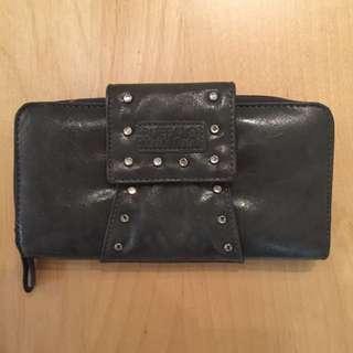 Buffalo Gray Wallet