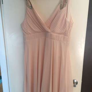 Pink Elegant Dress Size 18-20
