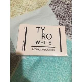 Tyro White Whitening Soap