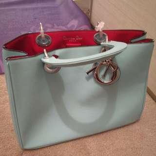 Blue Replica Hand Bag