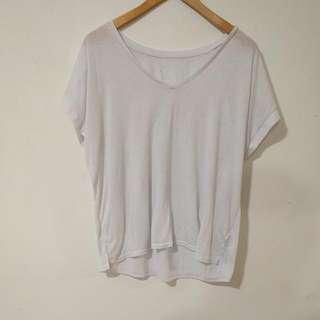 Forever 21 White Shirt