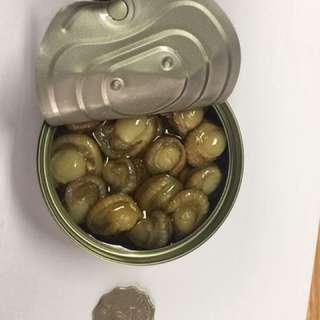 豆豉扇貝罐頭