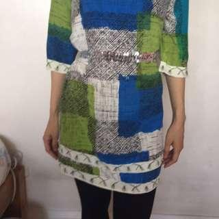 BCBG Tunic Dress