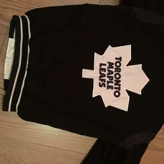 Toronto Maple Leafs Varsity Coat