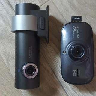 Black Vue Car Camera Front And Back Camera Iroad