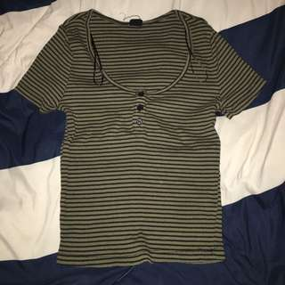 Body Fitted Shirt
