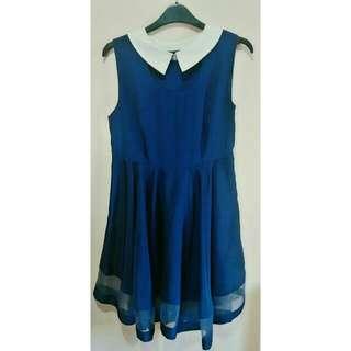 Korean Fashion Fit & Flare Dress